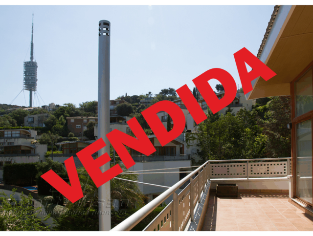 Casa o chalet independiente en venta en calle Avet, Vallvidrera - El Tibidabo i les Planes, Barcelona
